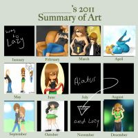 2011 Summary by LadySelph