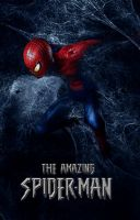 The Amazing Spiderman in webs! by NarrDemetrius