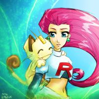 PM - Jessie and Meowth