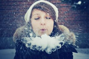Let it snow! by basia944