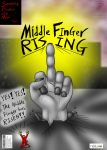 Middle Finger Rising (cover) by Snowfyre