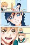 Magi: The Labyrinth Of Magic - Aladdin and Alibaba by Perfectionxanime