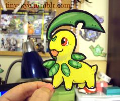 Bayleef by TinySkye