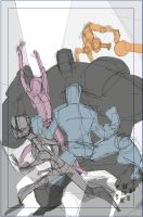 Mecha Nation cover roughs by cheeks-74