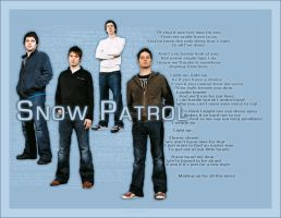 Snow Patrol by Lovesong4no1
