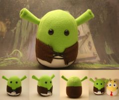 Ogre Plushie by Saint-Angel