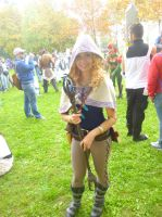 Me at Lucca Comics and Games 2013 by Maddylol91