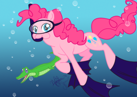 mlp:fim Under Da Sea by emeralddarkness