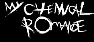 My Chemical Romance Logo. by glamourshot