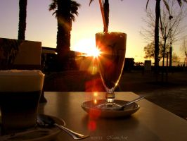 Cafe del mar by kumArts