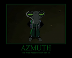 Azmuth Motivational by Sephirath21000
