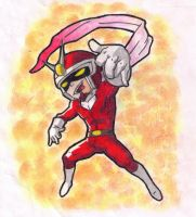 Viewtiful Joe by Karuranya