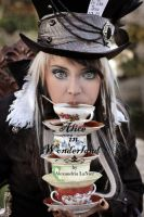 The Mad Hatter by AlexandriaLaNier