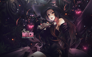 Sexy Witch by xMie