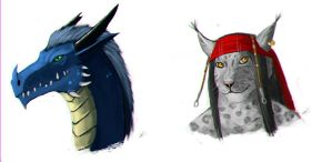 Heads by Dragonborn91