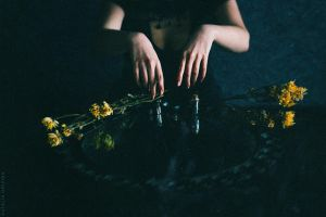 Dark Mirror by NataliaDrepina