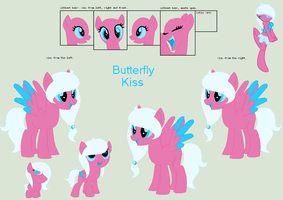 MLM-[Butterfly Kiss's Official Reference] by Sky-Winds