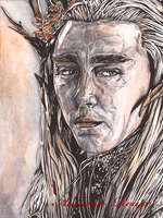 The Elvenking by Autumn-Rouge