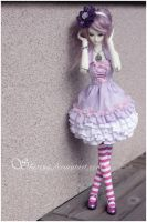 Outfit - Dream in pastels by sherimi