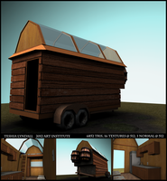 Tiny Home by serbus