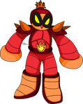 [COM] Molten Bomber by Chronicle-King