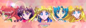 Sailor Moon Crystal Banner by sammy8a