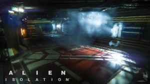 Alien Isolation 081 by PeriodsofLife