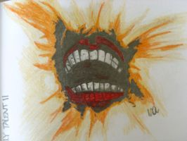 Billy Talent II Cd Cover by michelleaudette
