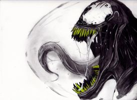 Venom's Halloween by LightvsRight
