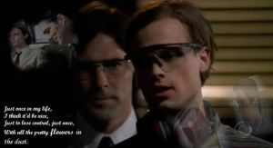 Lose Control - Hotch x Reid by Katerinoooz