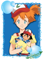 Misty I  Choose You! by LadyMid0ri