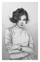 Audrey Horne by tomasoverbai