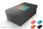 Mockup Shoes BOX by dimkoops