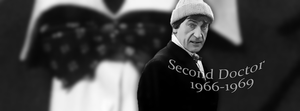 Second Doctor Facebook cover by Leda74