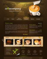 Coffee Company by Sansana