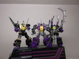 Insecticons From Fansproject by forever-at-peace