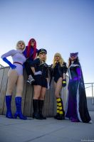 Birds of Prey by Eva-Kasumi