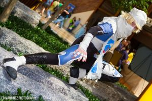 Sheik by TitanesqueCosplay