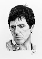 Al Pacino by SMACK0969