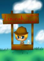 CE: Lemonade Stand by LatifaDraws