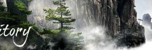 Huang Shan Mountain 55 By Samlim-d4j5tgt by Lightleopard