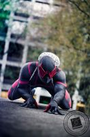 Future Foundation Spider-Man by mariesturges