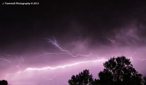 Lightning Picture One by JLAT1990