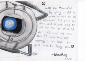 Wheatley's Words Of Wisdom by nacho36