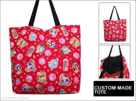 CUSTOM MADE SAILOR MOON BAG 1 by prinsesaian