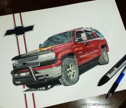 TAHOE dONE by Mipo-Design