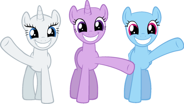 See you in a million yeeaahs! by Pony-Bases-Galore