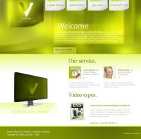 Vardel web site by alfajr