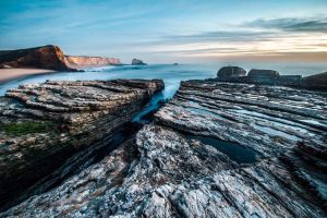 Rocky Coastline by 5isalive