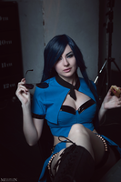 LoL - Caitlyn by MilliganVick